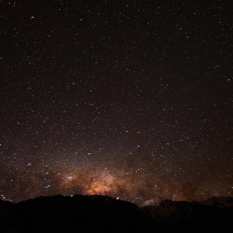 Stargazing at Mt Cook National Park