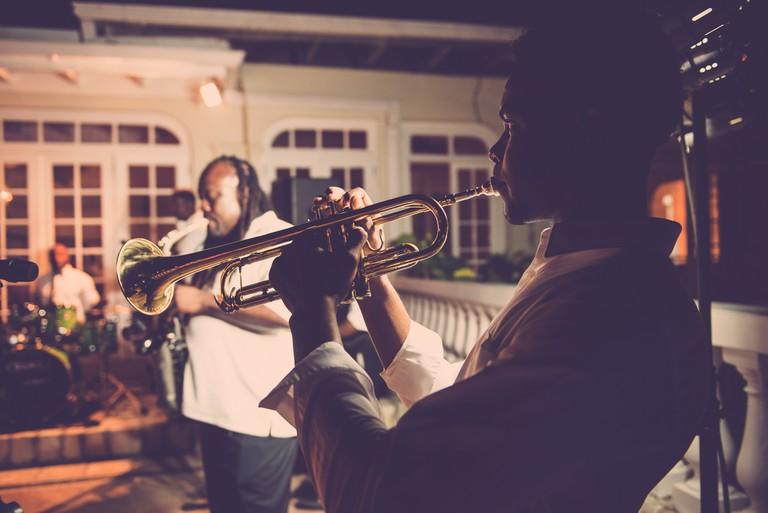 Musicians, Montego Bay
