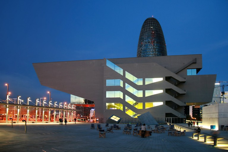 The Museu del Disseny of Barcelona © Jorge Franganillo