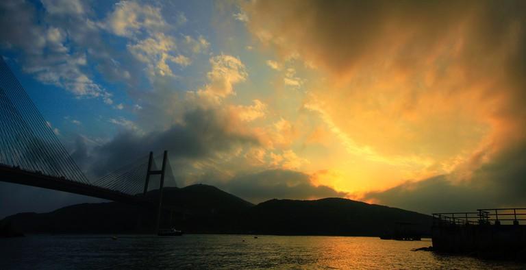 Ma Wan island
