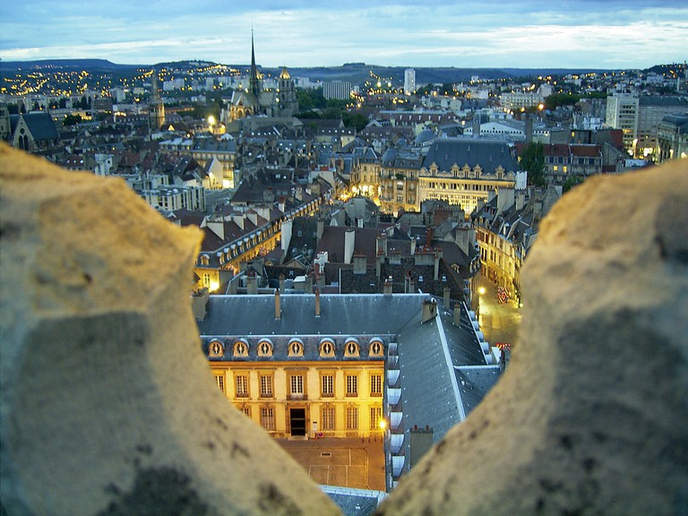 View from the Philippe le Bon tower