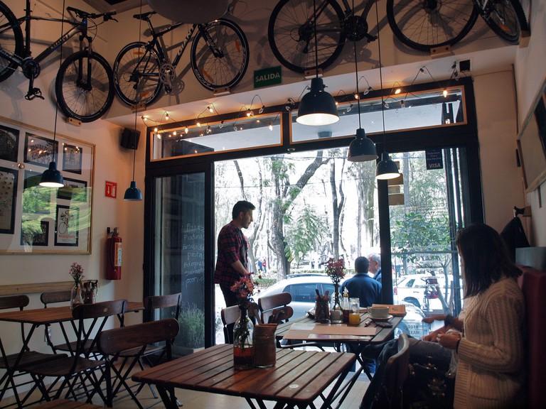Café in Condesa