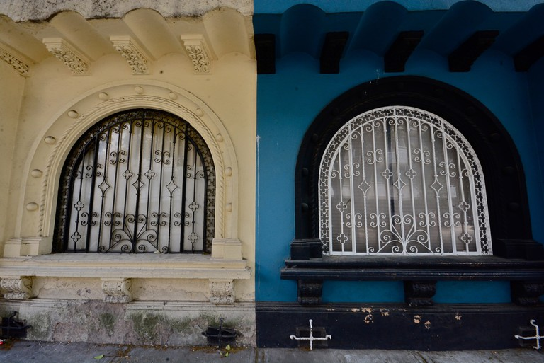 Contrast in Condesa
