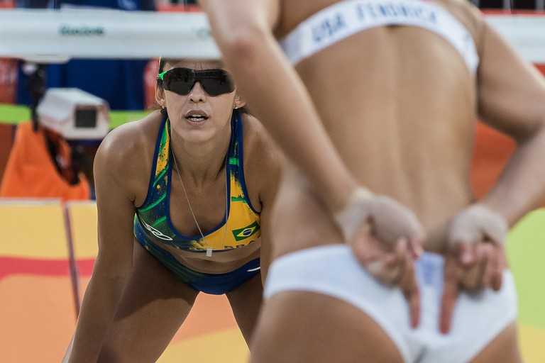 Beach volleyball |© Renato Sette Camara/Riotur/Flickr