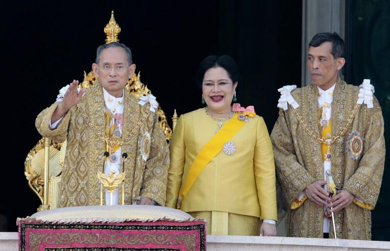 THAILAND – Royal Family – 2007