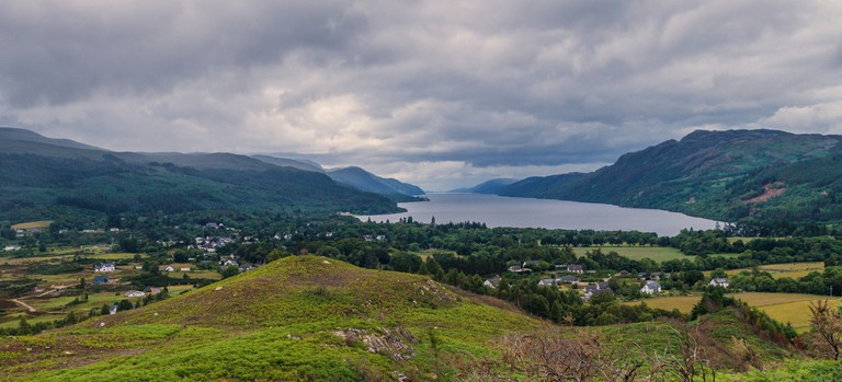 Fort Augustus and Loch Ness