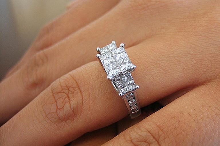 If you want diamonds, head to De Beers