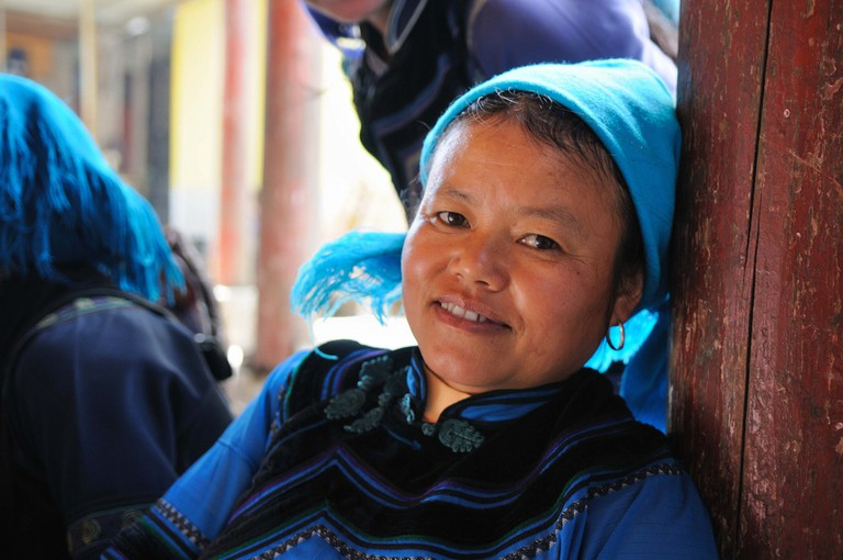 The people of Yunnan are diverse
