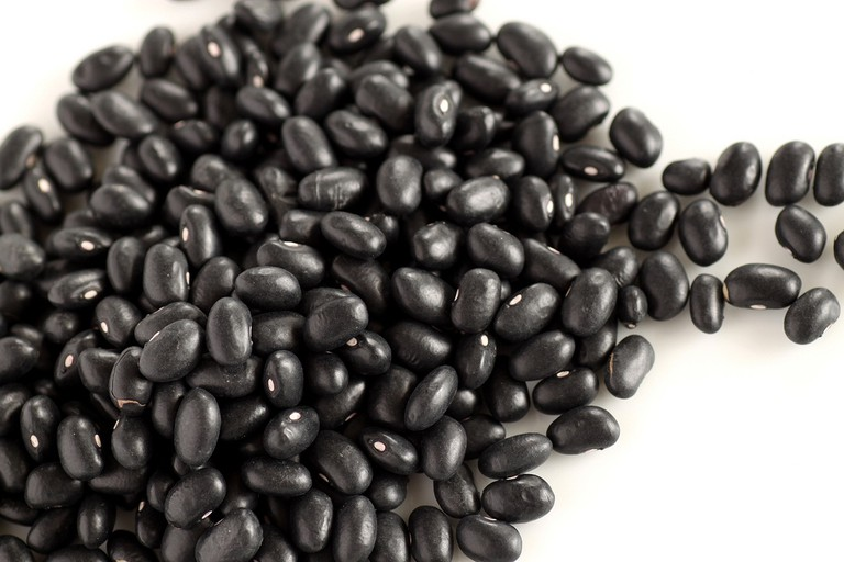 Dried black beans | © Stacy/Flickr