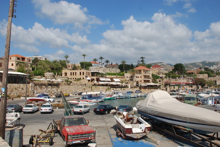Shore, Byblos