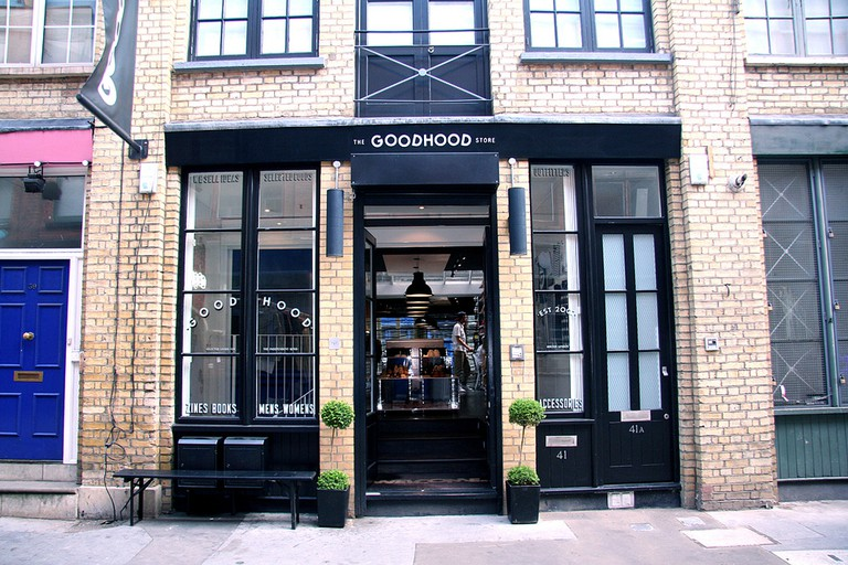 Goodhood Store Shoreditch