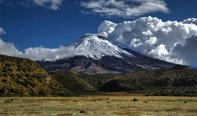 The Cotopaxi Volcano | © Ángel M. Felicísimo / Flickr
