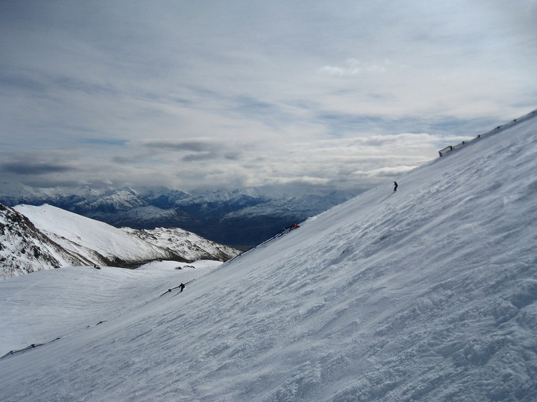 The Remarkables Ski Resort   © Jussarian/Flickr
