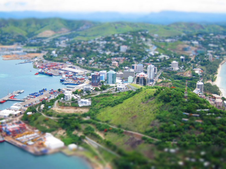 Port Moresby, Papua New Guinea | © Hitchster / Flickr