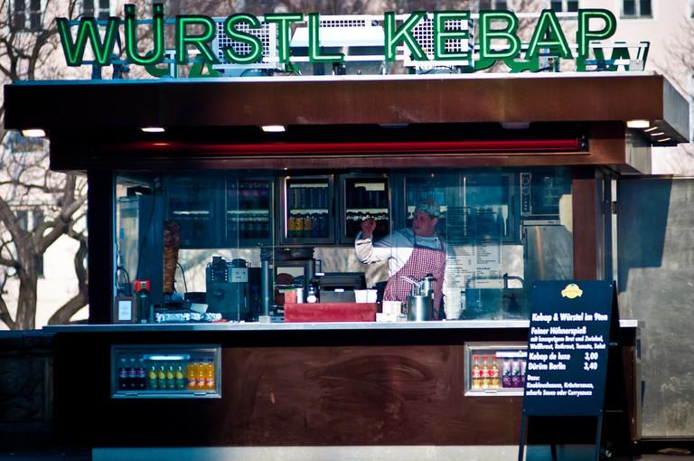 Viennese Kebab Van   © Luca Sartoni / Flickr