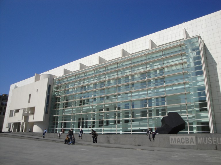 The MACBA © Simon Haytack