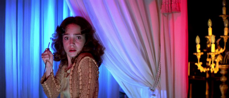 Jessica Harper in the original 'Suspiria'