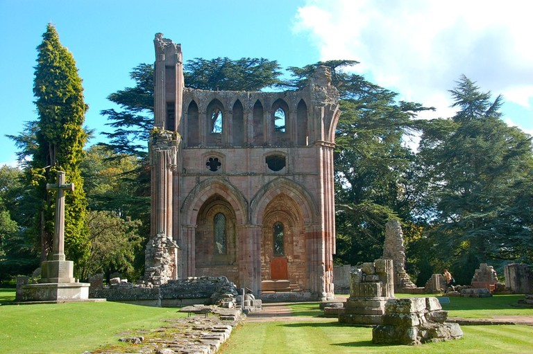 Dryburgh Abbey | © John Mason / Flickr