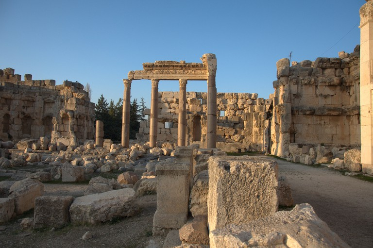Baalbek, Ruins | © Francisco Antunes / Flickr