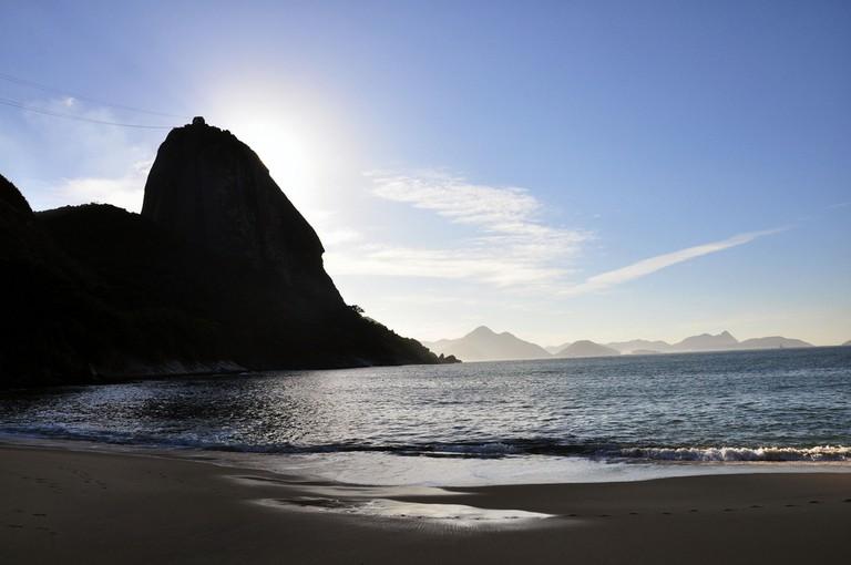 Praia Vermelha and Pao de Acucar  @ Alexandre Macieira Riotur/Flickr
