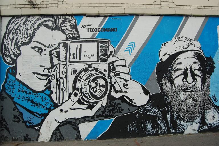 Political Street Art in Bogota