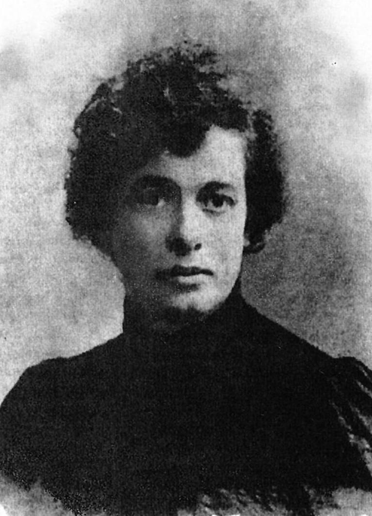 Adela Zamudio