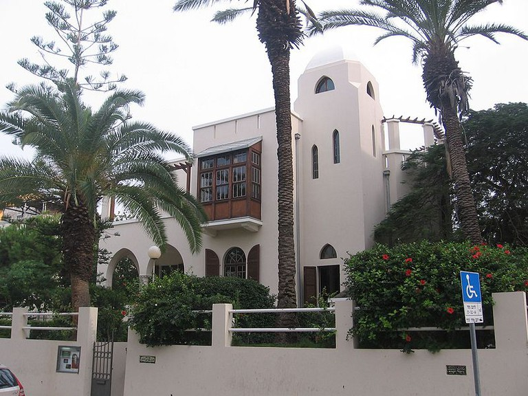 The Bialik House in Tel Aviv was home to Israel's national poet