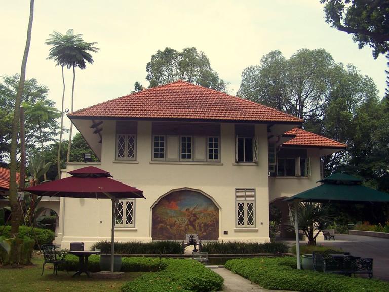 The Bungalow at Bukit Chandu