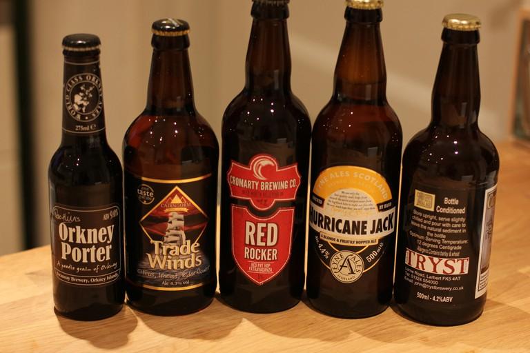 Scottish Beers