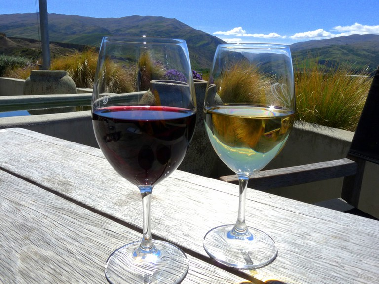 New Zealand Wine   © Megan Eaves/Flickr