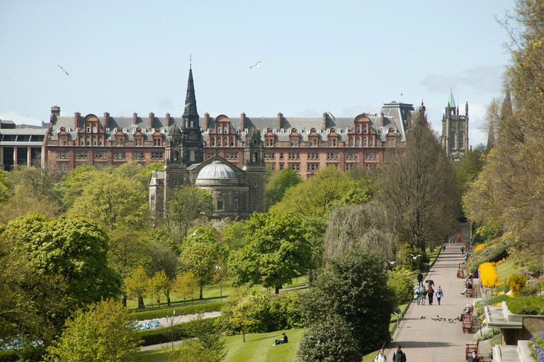 Princes Street Gardens | Courtesy Of City Of Edinburgh Council