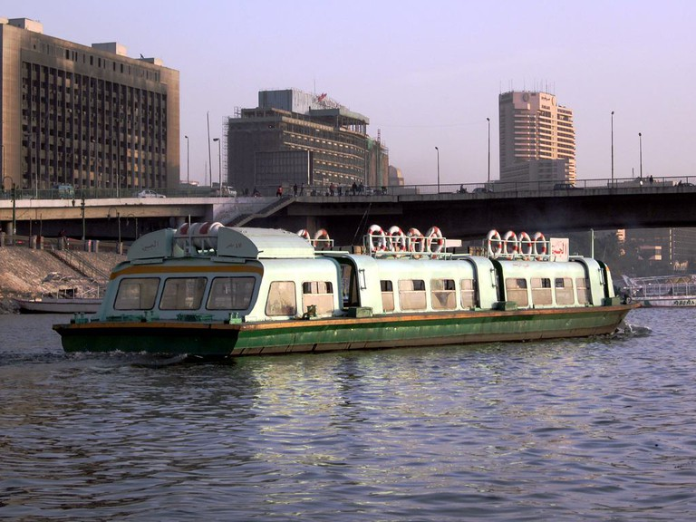 Cairo's River Bus