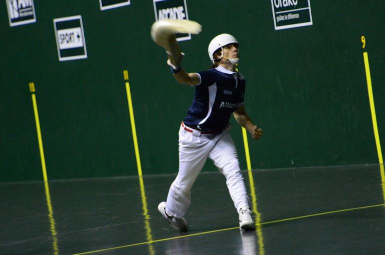 pelota sport | ©Frédéric Cadet / Flickr