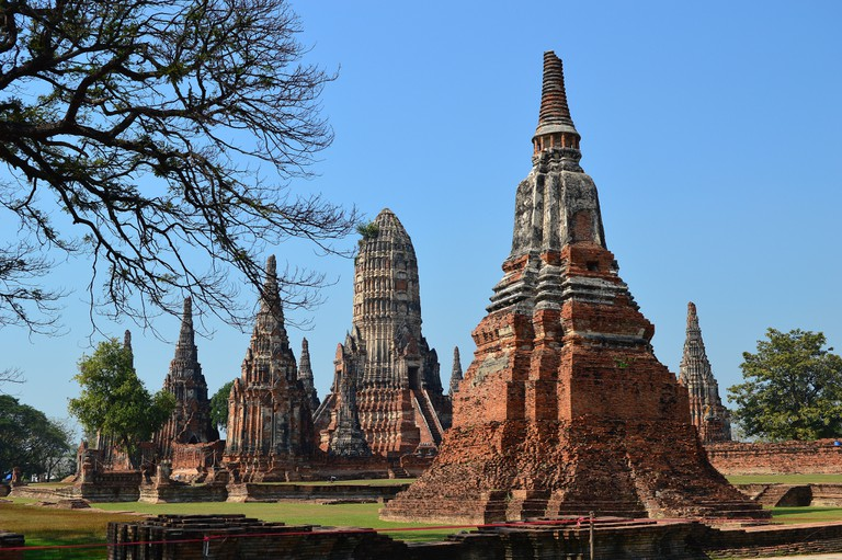 Thailand, Ayutthaya