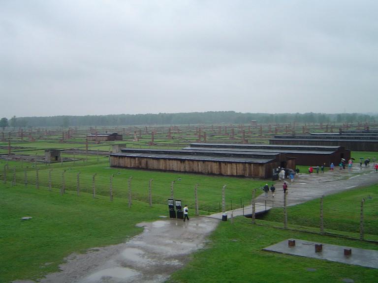 Auschwitz II (Birkenau) – Barracks