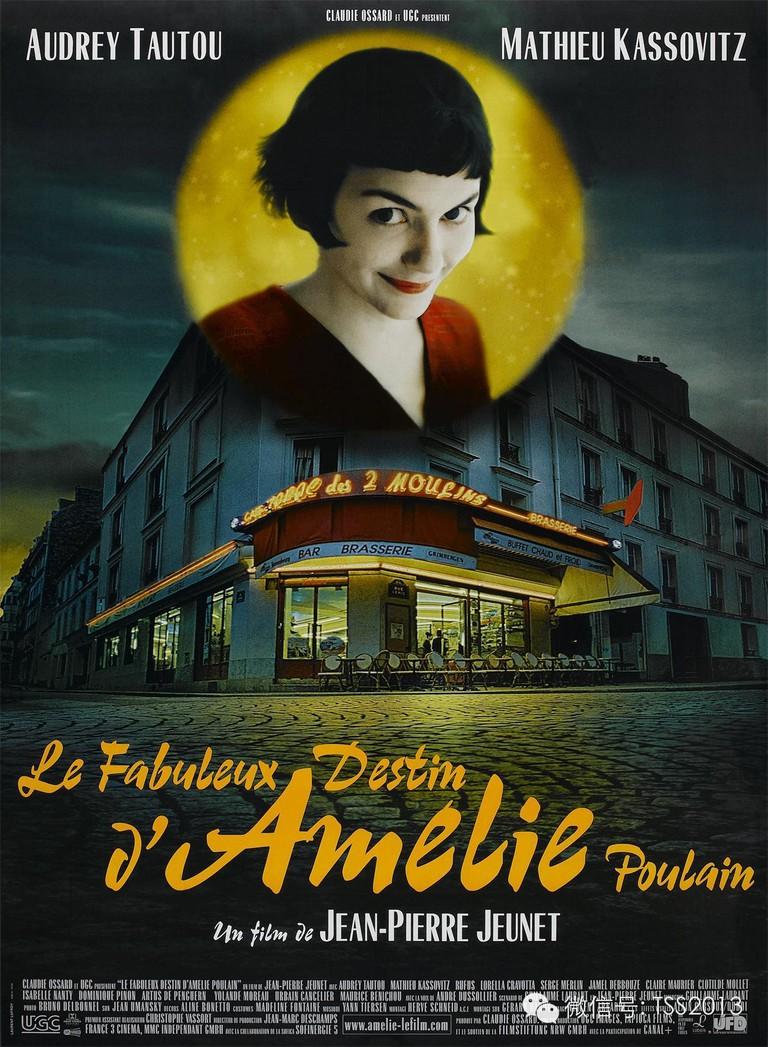 Amélie (2001) │ Courtesy of Canal+, France 3 Cinéma, UGC, and UGC Fox Distribution
