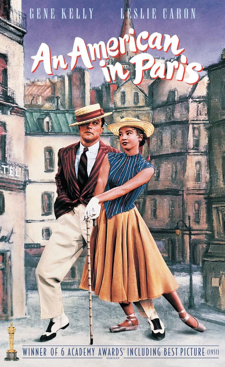 An American in Paris (1951) │ Courtesy of Metro-Goldwyn-Mayer