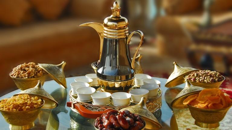 Arabic Coffee © blog.raynatours.com