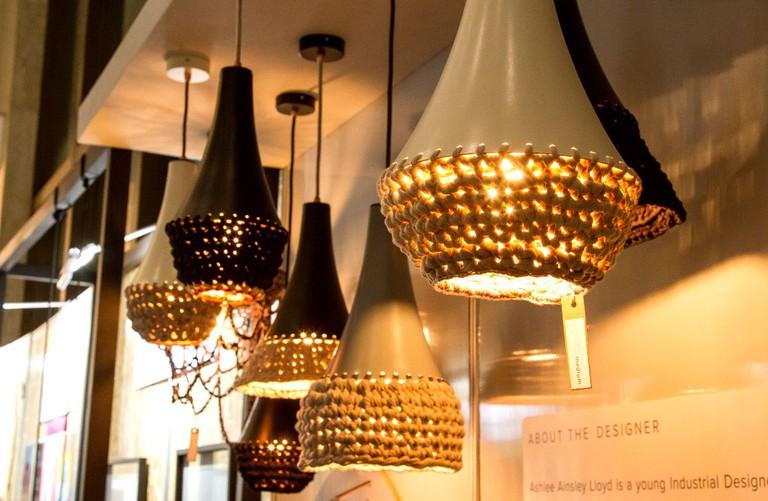Ashlee's latest range of pendants lights