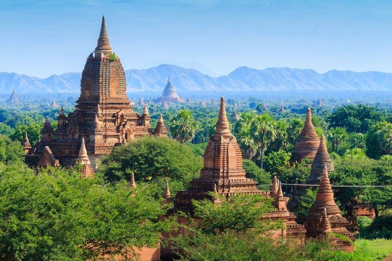 Bagan Temples | © vinatourist83