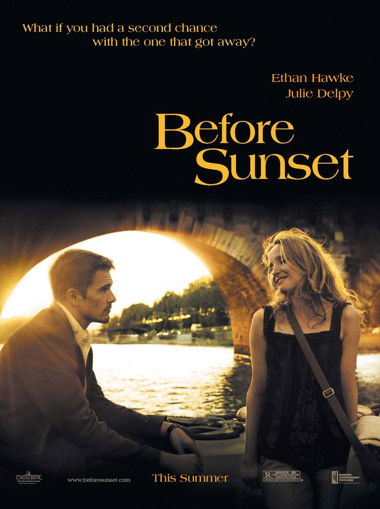 Before Sunset (2004) │ Courtesy of Castle Rock Entertainment