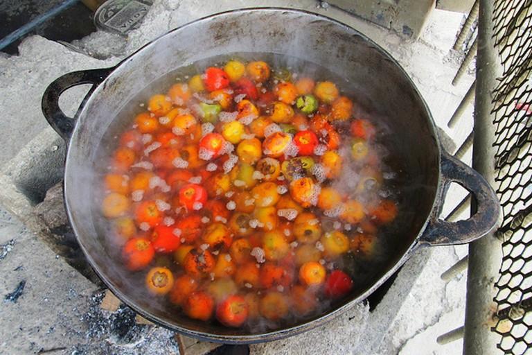 Boil for three hours with salt Katie Bordner/Flickr
