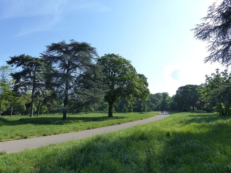 Bois de Boulogne │© Elekes Andor / Wikimedia Commons