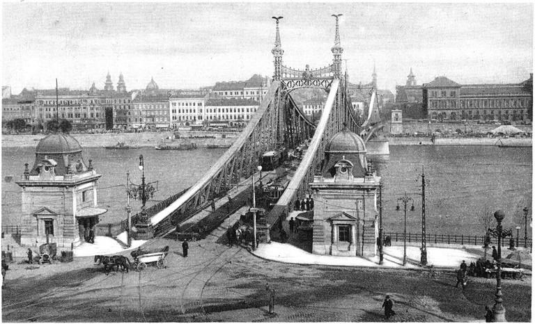 Frans-Joseph Bridge Budapest