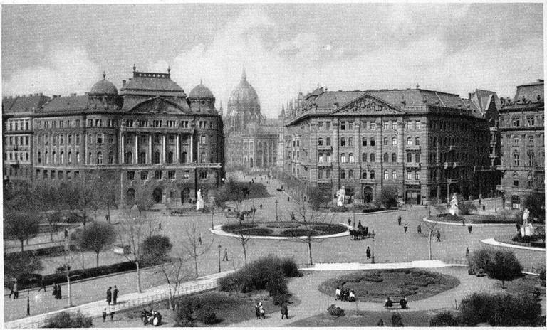 Budapest Liberty Square