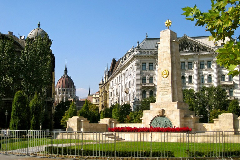 Budapest Szabadsag Ter