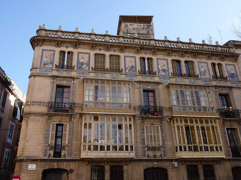 Casco antiguo de Palma de Mallorca