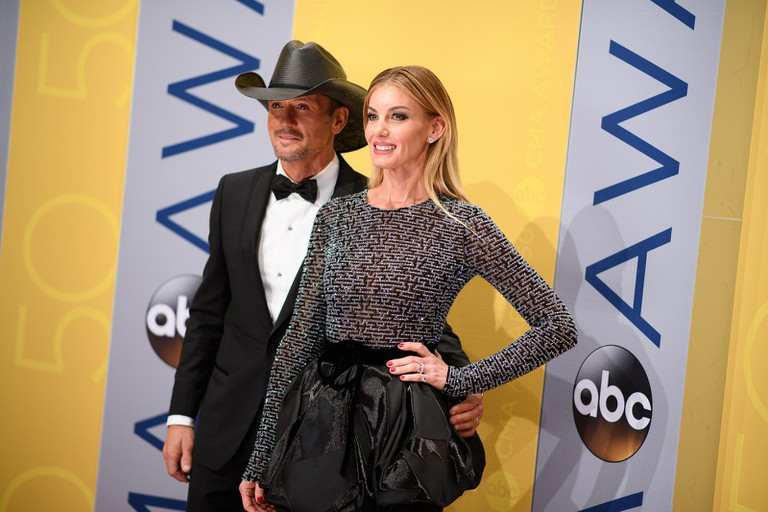 Tim McGraw & Faith Hill | © Disney | ABC Television Group / Flickr