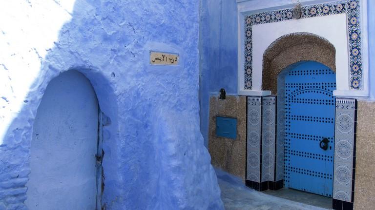 Medina doorways