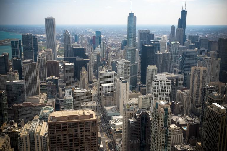 Chicago Skyline | © Sean Davis/Flickr